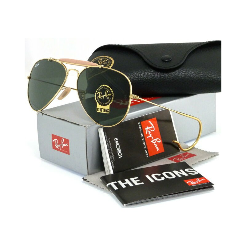 GAFAS RAY BAN RB 3030 001 58mm