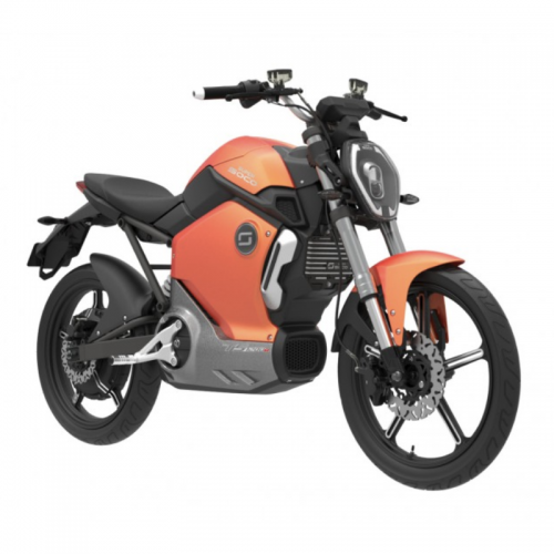 STARKER MOTO ELÉCTRICA SUPER SOCO TS 1200R 2020