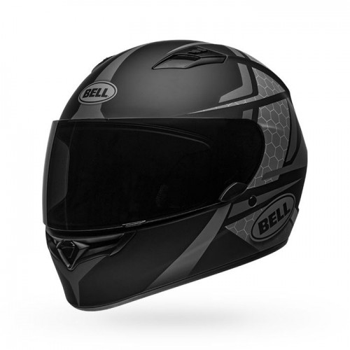 Casco Bell Qualifier Flare Gris Mate