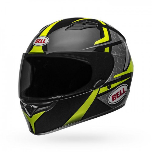 Casco Bell Qualifier Flare HiViz Gloss