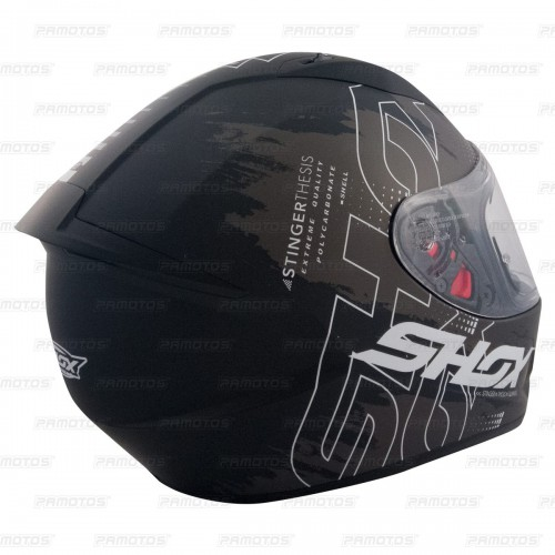 Casco Shox Stinger Thesis A2