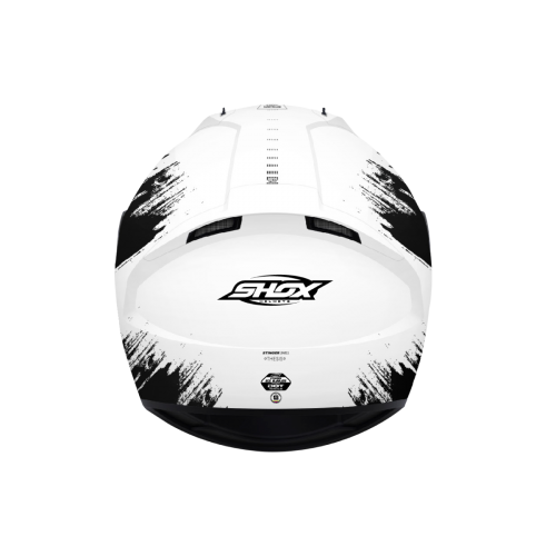 Casco Shox Stinger Thesis A2 Blanco