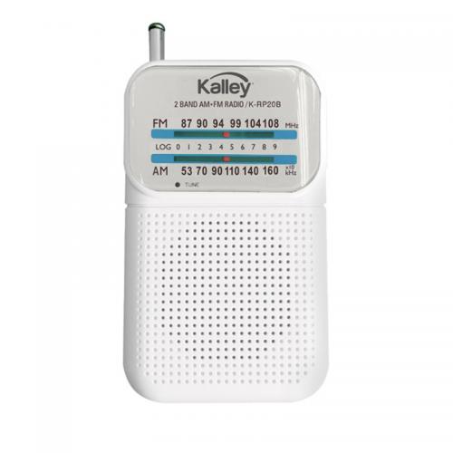 RADIO PORTATIL KALLEY