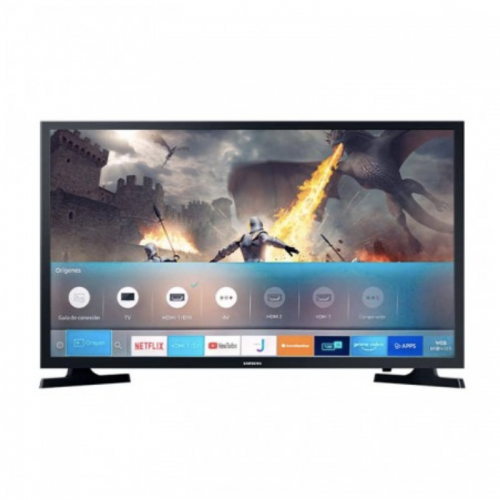 "TV 43"" Samsung 43MU6100 UHD INTERNET"