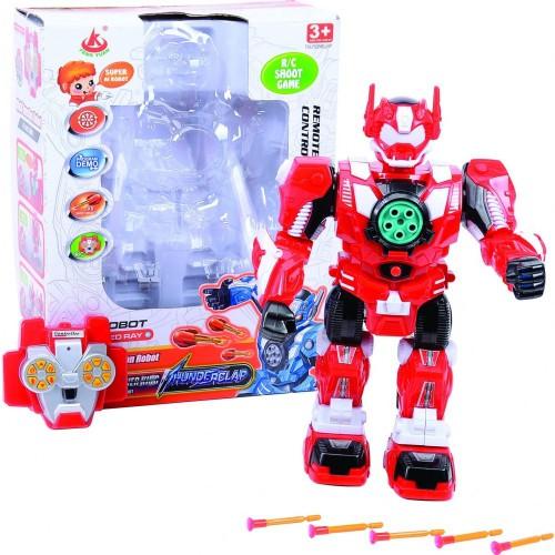 ROBOT THUNDERCLAP R/C PILAS