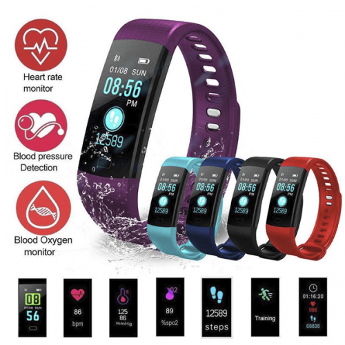 SMARTWATCH BAND Y5