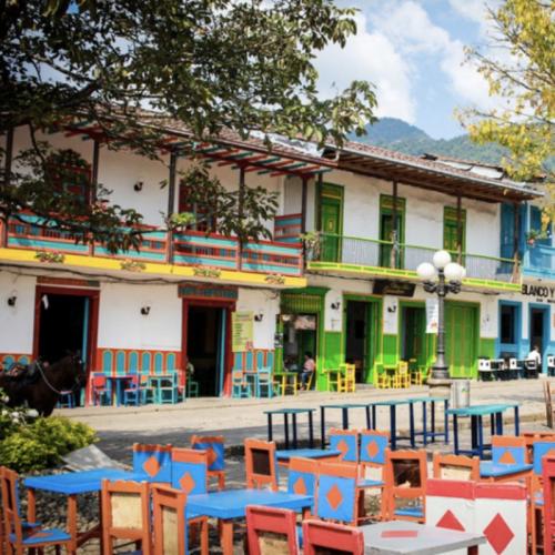 JARDÍN - CULTURA CAFETERA DE ANTIOQUIA