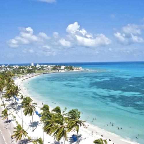 Playa San Andrés