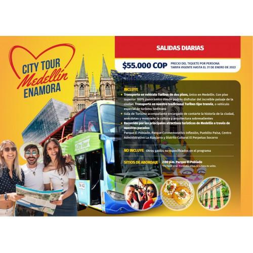 CITY TOUR MEDELLIN ME ENAMORA