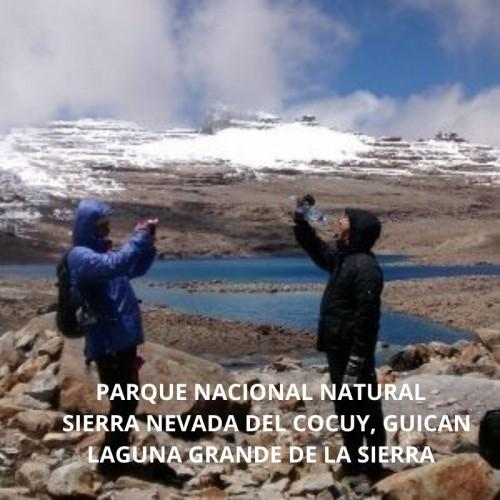 PARQUE NACIONAL NATURAL SIERRA NEVADA DEL COCUY