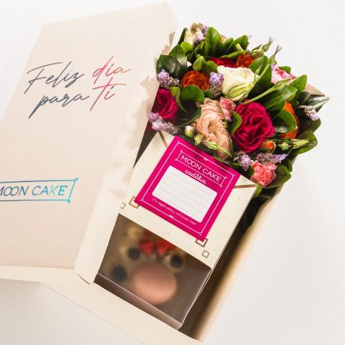 Flower Box MOON CAKE