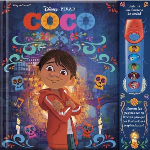 Coco Libro de Aventuras