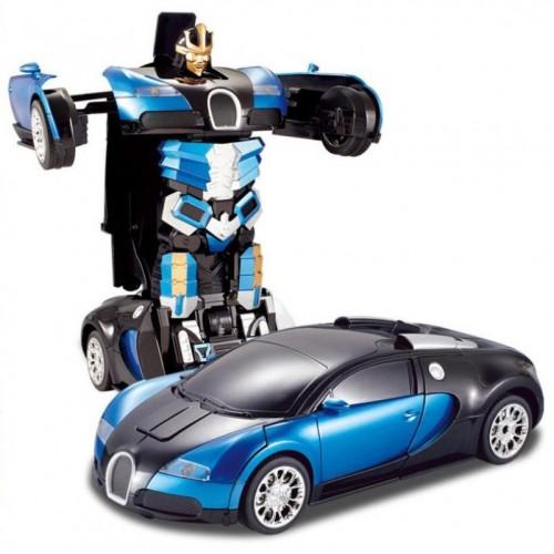 Carros a control Remoto Transformer