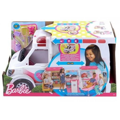 Barbie Hospital Móvil de Lujo