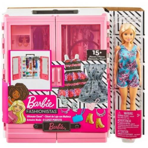 Barbie Closet de Lujo