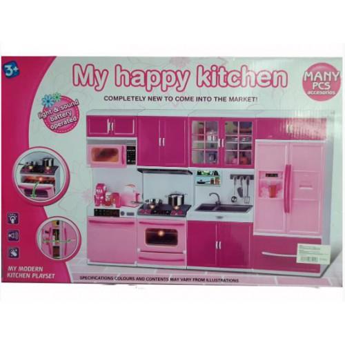 Set de Cocina My Happy Kitchen