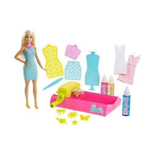 Barbie Crayola Color Magic Salon