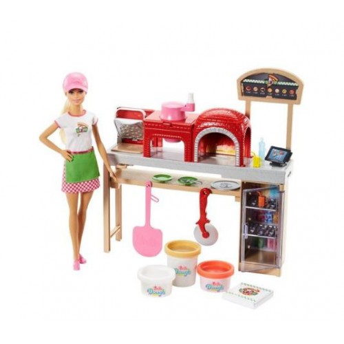 Barbie Chef de Pizza